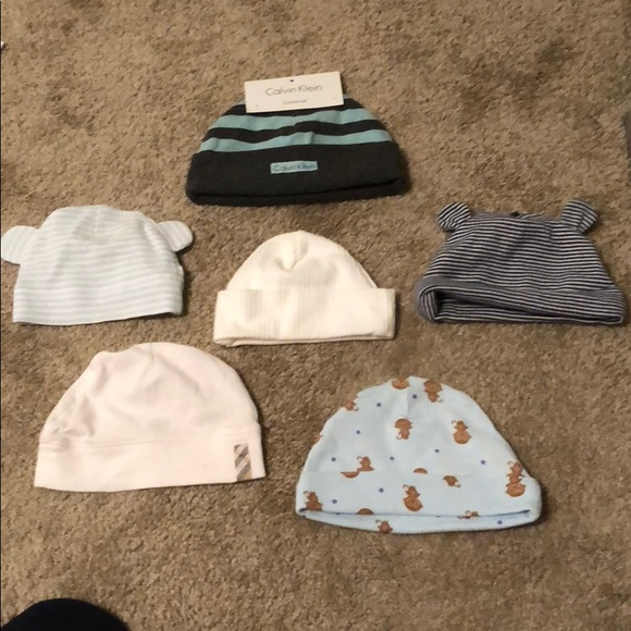 Burberry Other - 6 Piece Baby Boy Cap Lot 49420fc8571a